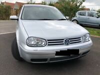 VW Golf MK4 GTI - Good Running Order - 12 Months MOT.