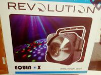 Equinox Revolution LED Light