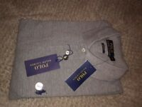 Ralph Lauren Long Sleeve Polo Shirts - Free Delivery!!