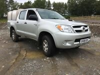 Very Clean Toyota Hilux