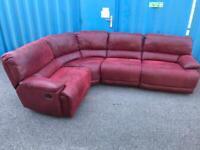 Modular corner recliner Harvey's sofa possible delivery