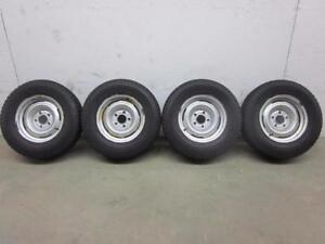 215/75R15, BRIDGESTONE WINTER DUELER, winter tires
