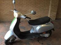 Vespa LX 50 for sale £200 - RESERVED !!!