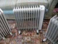 assorted electric radiators