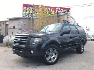 2010 Ford Expedition Limited|Navigation| DVD| No accidents