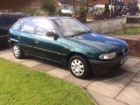 Vauxhall Astra Atlas 1.6 (low mileage modern classic)