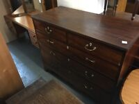LOVELY CHEST OF DRAWERS (DELIVERY AVAILABLE)