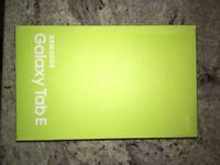 BRAND NEW Samsung Tab E 8GB