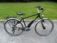 Bosch Powered Raleigh Motus Electric Bike Only Covered 0.3 Miles Genuine Reason For Sale