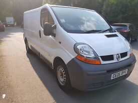Renault Trafic 1.9 TD dCi LL29 Panel Van 4dr CLEAN HAS HAD LIGHT USE CHEAP VAN GOOD CONDITION
