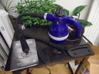 Pro Action Steam Cleaner