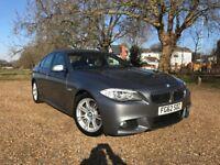 BMW 535D M SPORT AUTO 2012 F10