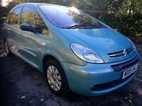 CITROEN XSARA PICASSO SX . VERY CLEAN RELIABLE , CAN DELIVER