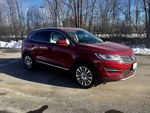 2015 Lincoln MKC Only 49000 km