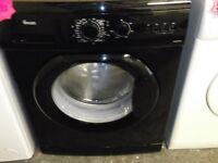 Swan Black Washing Machine SW2060B