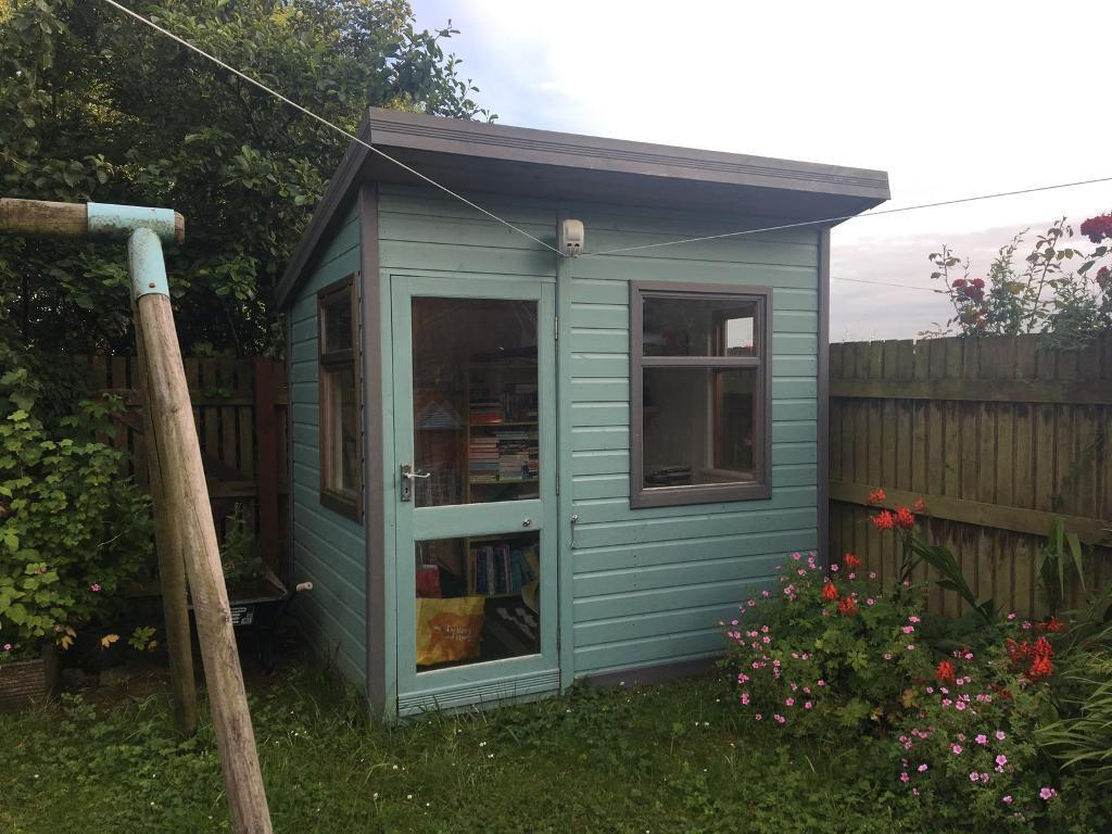 malvern arley pent summerhouseoffice shed
