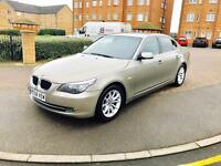 BMW 520D SE 5 SERIES DIESEL, 58 PLATE, LCI FACELIFT, 12 MONTHS MOT, FULLY LOADED.