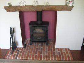Stovax Stockton 5 woodburning stove.