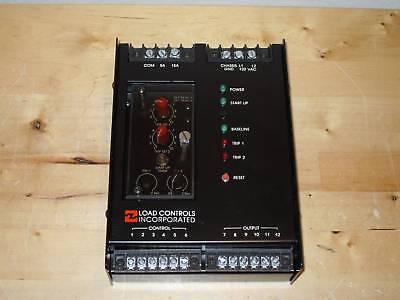 Load Controls Pcr-1810 Motor Load Control
