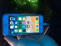 Gold iPhone 6, 16gb, O2