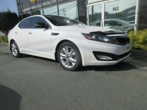 2013 Kia Optima 2.0L TURBO W/ ALLOYS HEATED SEATS DUAL CLIMATE B