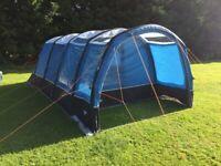 Vango Edoras Airbeam tent.