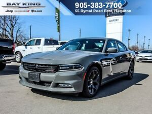 2017 Dodge Charger R/T, GPS NAV, SUNROOF, REMOTE START, BLINDSPO