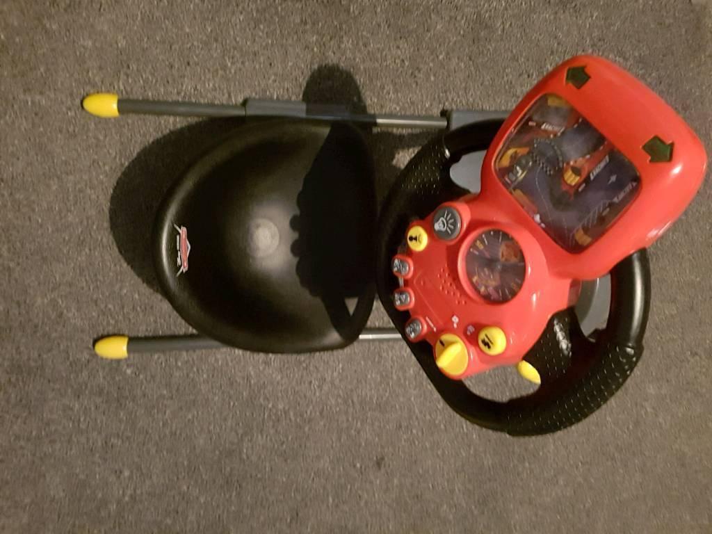 Disney Pixar Cars V8 Driver Stimulator