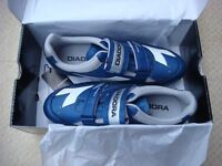 Diadora cycling spd shoes new boxed size 11 / 46 Purley