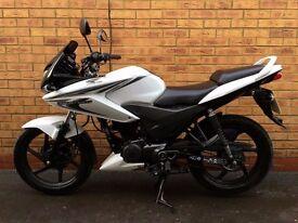 Honda CBF125 125cc *IMMACULATE, FSH & LOW MILES*