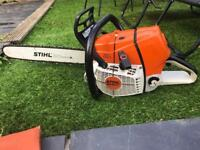 "Stihl ms661 20""bar and chain 2016"