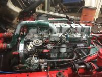 CUMMINS 6BT TURBO ENGINE & GEARBOX IN CHASSIS ( POWER PACK ) EXCELLENT RUNNING ENGINE CALL TODAY