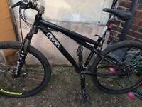 GT Chucker XS.1 mountain/trail/jump bike