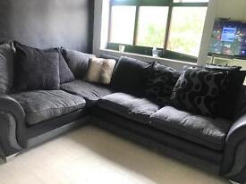 Corna sofa bed