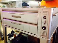 Blodget pizza oven