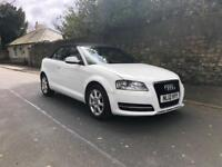 Audi A3 Convertible 1.6 TDI - FULL SERVICE HISTORY! - LOW MILEAGE!