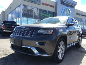 2015 Jeep Grand Cherokee Summit - Only 16544 kms - Loaded Loaded