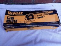 Brand New Dewalt 240V Oscillating Multi-Tool DWE315SF Boxed With Instructions