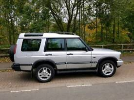 Landrover Discovery TD5 2003