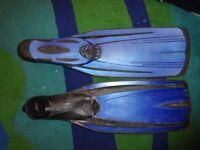 Aqua Lung fins/flippers