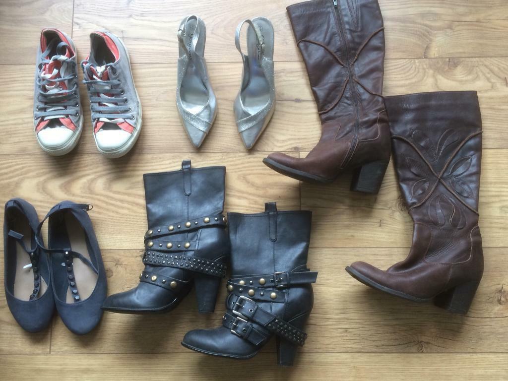 e11170e2f Bundle of shoes | in Helston, Cornwall | Gumtree