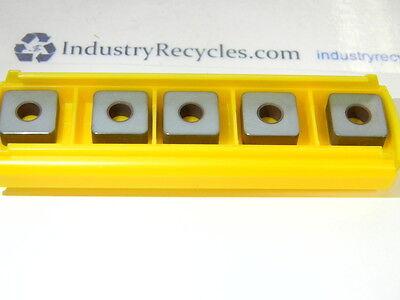 Kennametal CNGA120416T02020 SNMA434T0820 KY1320 Ceramic Turning Inserts QTY 5