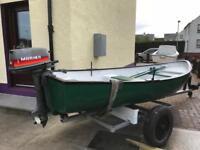 Boat/trailer/engine