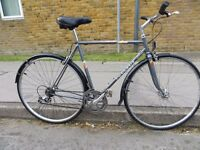 Classic Peugeot Hybrid Bicycle