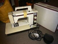 Toyota sewing machine in excellent condition