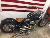 1340 Harley chopper
