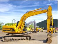 Hawkins and Hull - Excavator services, agricultural, equine services and demolition services.