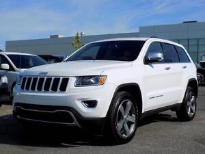 Jeep Grand Cherokee Limited 2015 CUIR TOIT NAV