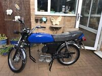 Yamaha FS1E with loads of spare parts