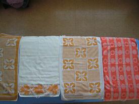 Vintage hand towels